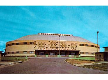Barton Coliseum Little Rock
