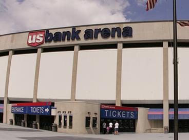 US Bank Arena Cincinnati