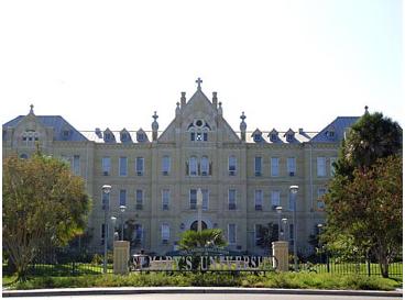 St. Mary's University San Antonio