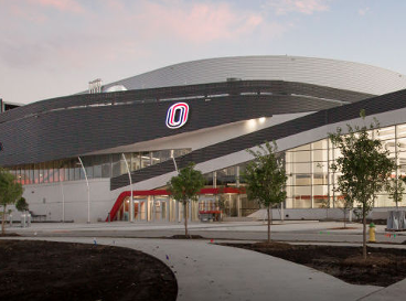 Baxter Arena - NE