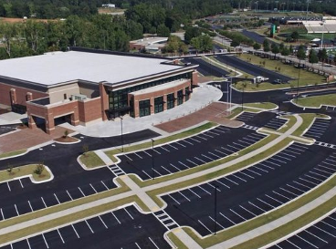 Buford City Schools Arena GA