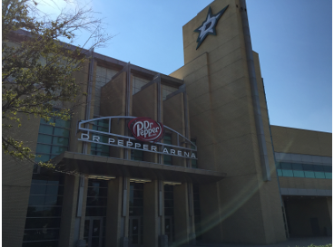 Dr Pepper Arena Frisco