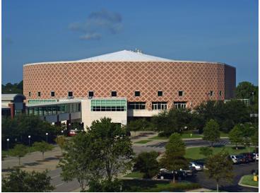 North Charleston Coliseum Convention