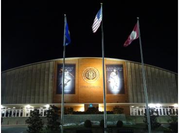 Alumni Coliseum KY