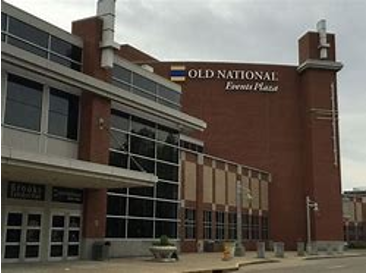 Old Nationals Event Plaza