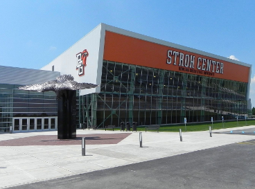 Stroh Center Bowling Green Arena OH